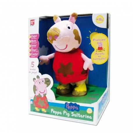 Peppa Pig Saltarina