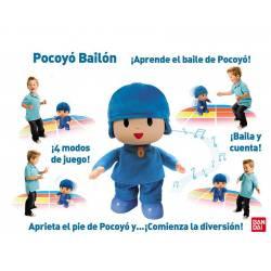 Pocoyo Bailón