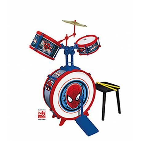 Batería Spiderman