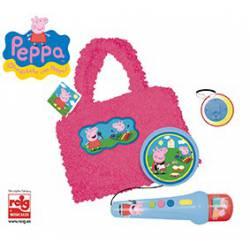 Bolso amplificador Peppa Pig