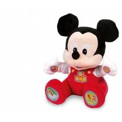 Peluche Juega y Aprende con Baby Mickey