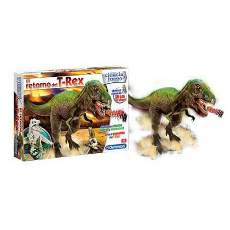 El Retorno del T-Rex con Luces y Sonidos