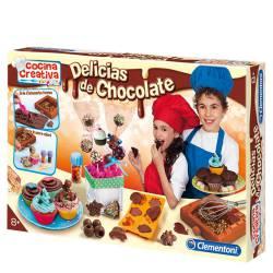 Creaciones de Chocolate Clementoni