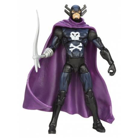 Figura de El Segador (Platinum Grim Reaper) 10 cm. de la serie Infinite de los vengadores de Marvel