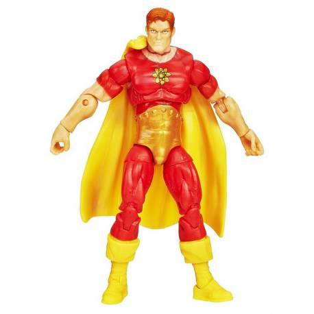 Figura de Platinum Hyperion 10 cm. de la serie Infinite de los vengadores de Marvel