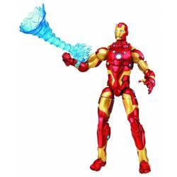 Figura de Heroic Age Iron Man 10 cm. de la serie Infinite de los vengadores de Marvel