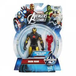 Figura Iron Man 10 cm Avengers Serie All Star