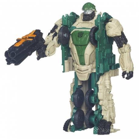 Transformer 4 Autobot Hound Battlers