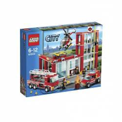 City Estación de Bomberos Lego