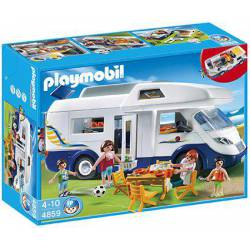 Playmobil Caravana Familiar Autocaravana