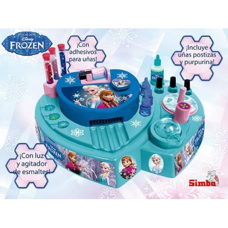 Estación de Uñas Frozen