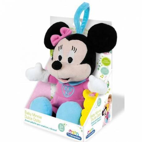 Peluche Baby Minnie con Mordedor