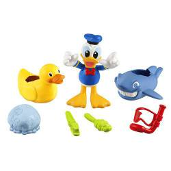 Pato Donald, Pato y Tiburón Combinables Fisher-Price