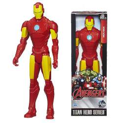 Figura Iron Man Titán 30 cm Marvel Avengers Age of Ultron Titan Hero Series