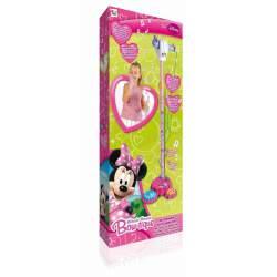 Micrófono Minnie con Amplificador IMC Toys