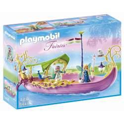 Playmobil Barco de la Reina de las Hadas