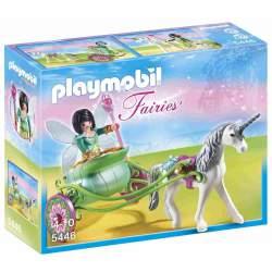 Playmobil Carruaje con Unicornio con Hada Mariposa