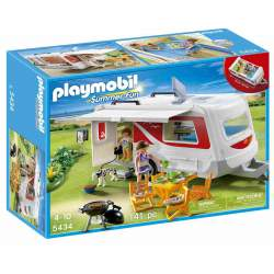 Playmobil Caravana Familiar