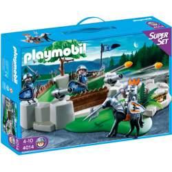 Playmobil SuperSet Bastión de los Caballeros