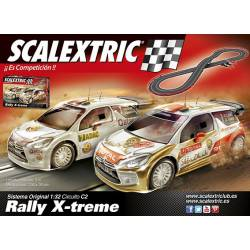 Scalextric Circuito C2 Rally X-Treme