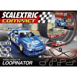 Circuito Scalextric Compact Loopinator