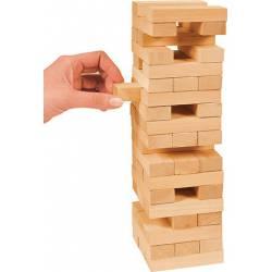 Juego Torre Madera 39 piezas