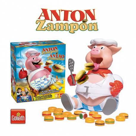 Juego Antón Zampón