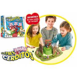 Juego Los Tres Cerditos