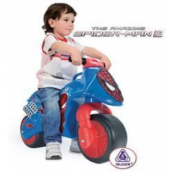 Moto Correpasillos Spiderman 2