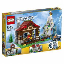 Cabaña de Montaña Lego