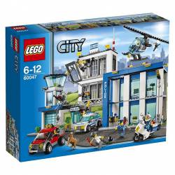 City Comisaría de Policía Lego