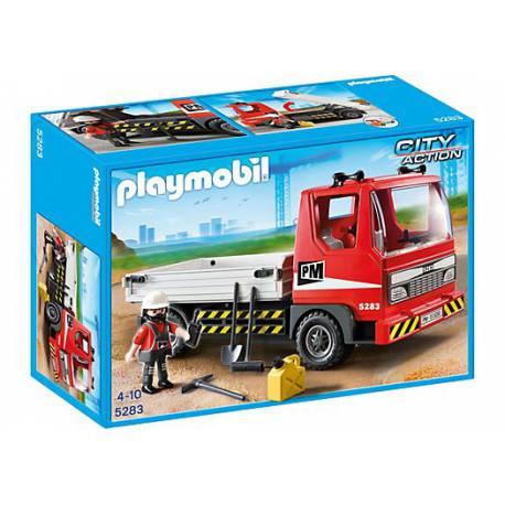 Playmobil Camión de Construcción