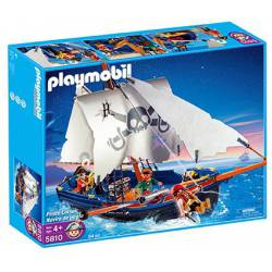 Playmobil Barco Corsario