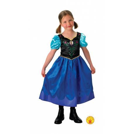 Disfraz Frozen Anna Classic Infantil Talla L