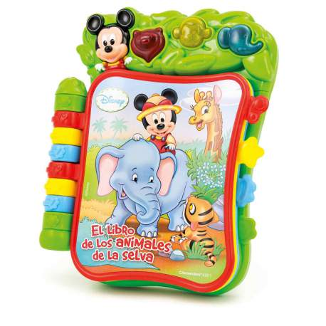 Libro Musical Baby Mickey