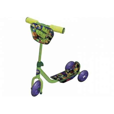 Patinete 3 ruedas Tortugas Ninja
