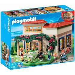 Playmobil Casita de verano