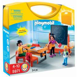 Playmobil Maletín Colegio