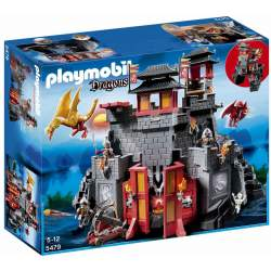Playmobil Gran Castillo del Dragón Asiático