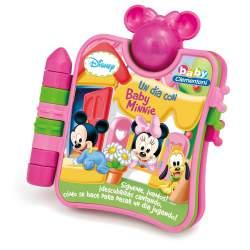 Libro Musical Un Día con Baby Minnie