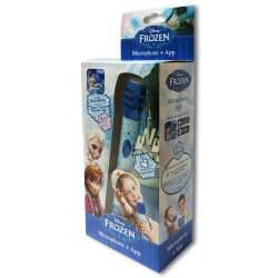Micrófono Frozen Karaoke más aplicación