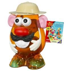 Mr. Potato Safari 25 Piezas