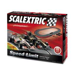 Scalextric Circuito C1 F1 Speed Limit