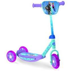 Patinete 3 ruedas Frozen