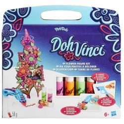 Doh Vinci Torre de Flores Play-Doh