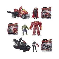 2 Figuras Avengers Age of Ultrón