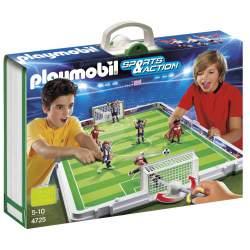 Playmobil Sport & Action Set de Fútbol Maletín