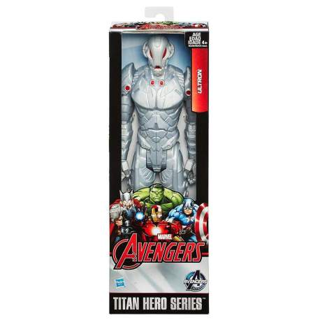 Figura Ultrón Titán 30 cm Marvel Avengers Age of Ultron Titan Hero Series