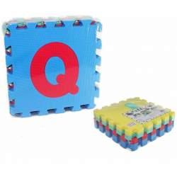Puzzle Goma Eva Abecedario 14 Letras