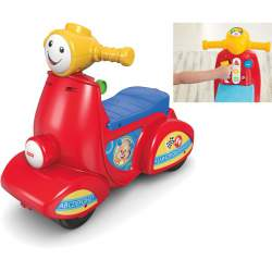 Mi primera Moto Fisher-Price